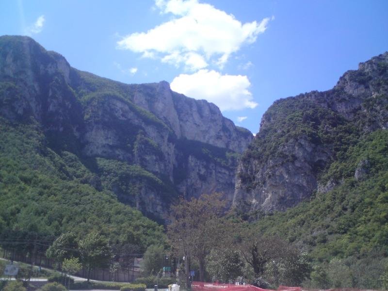hory itálie