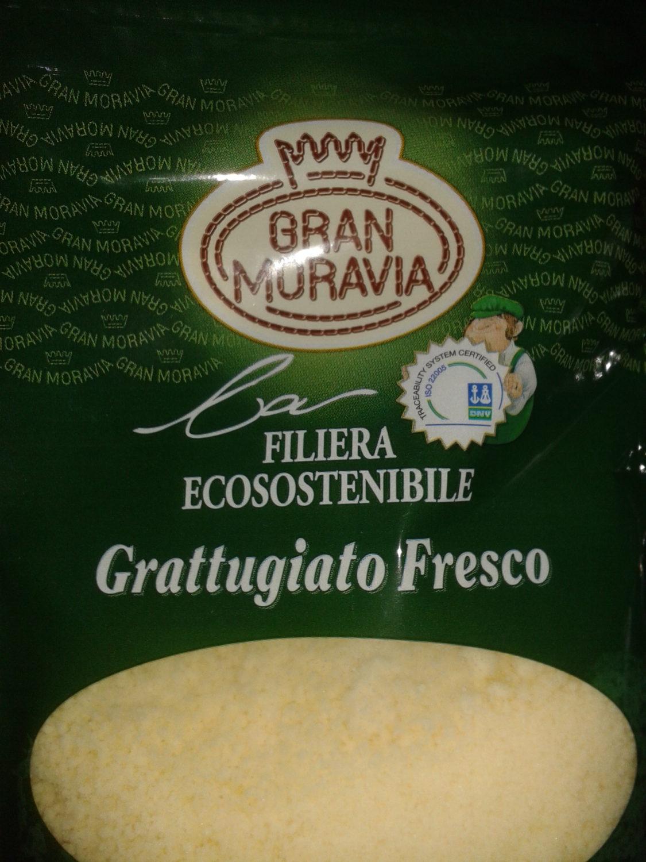 Gran Moravia sýr