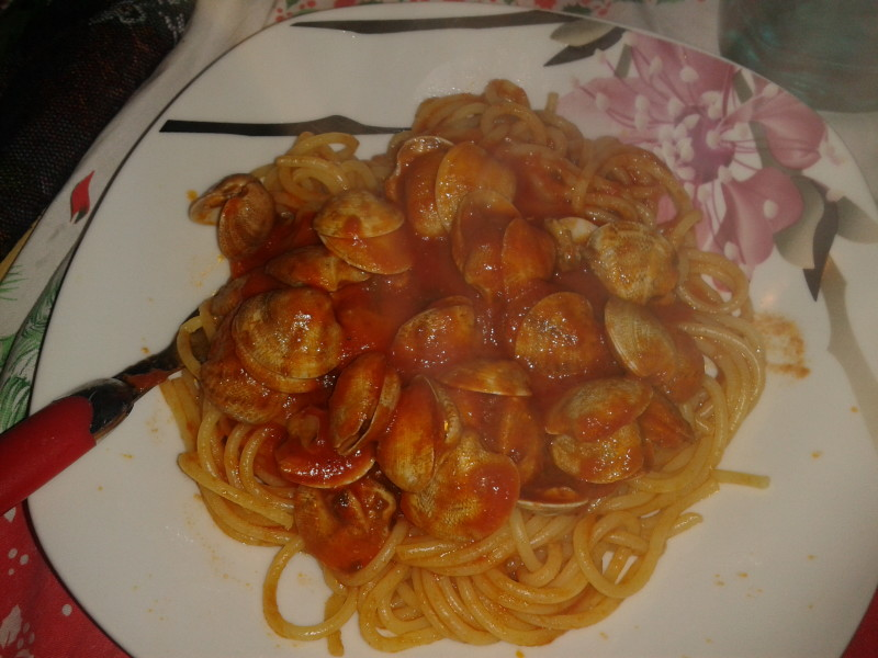 špagety se srdcovkami