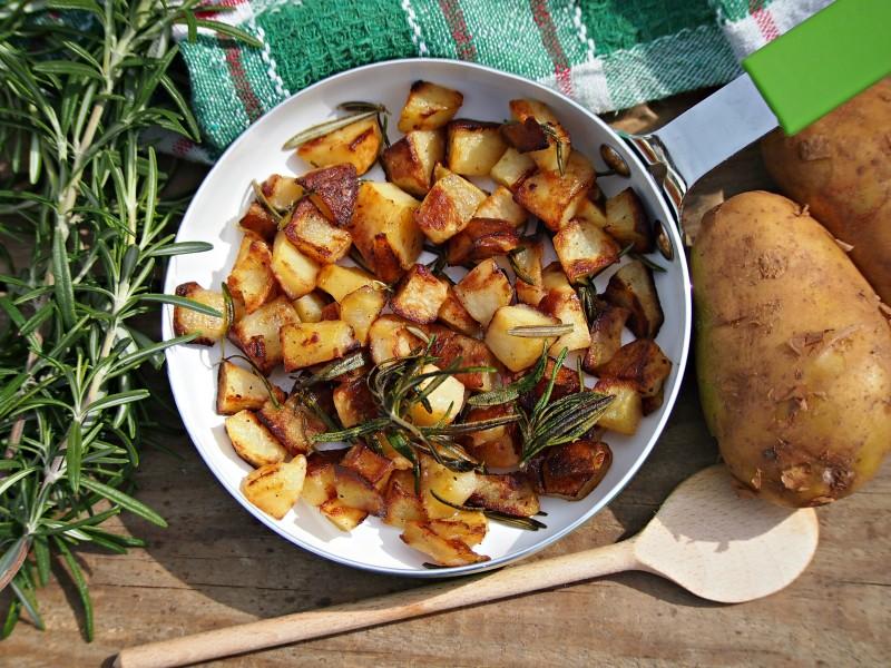 italské brambory