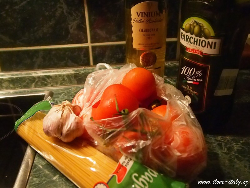 olivový olej Farchioni