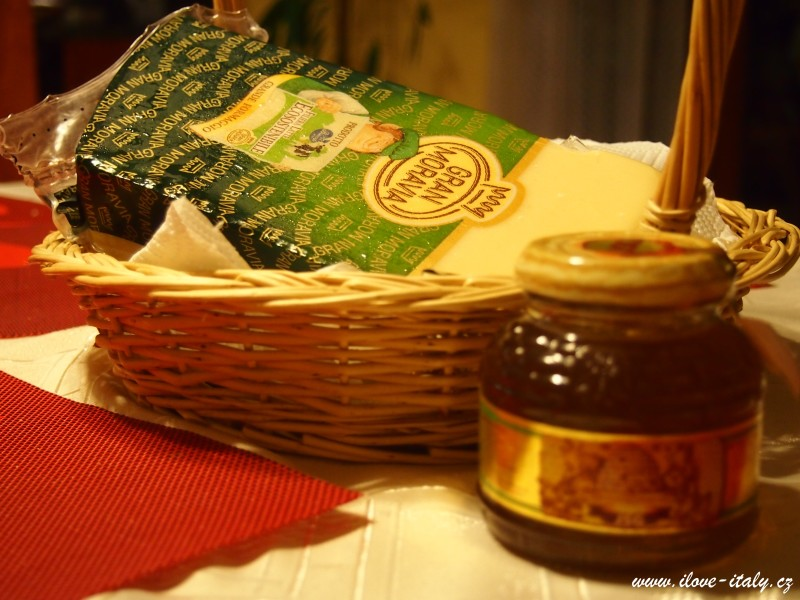 med se sýrem gran moravia