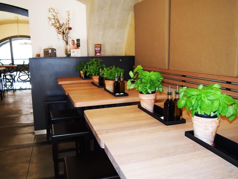 pravá italská restaurace Praha