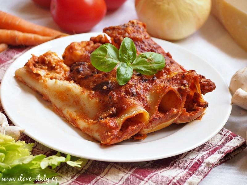 cannelloni s ragu