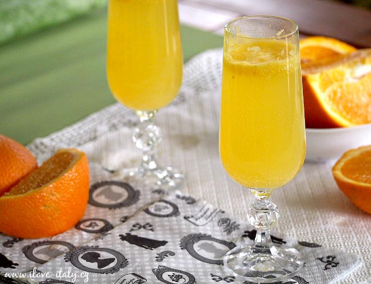 pomerančový koktejl mimosa4