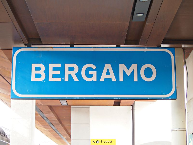 Bergamo nádraží