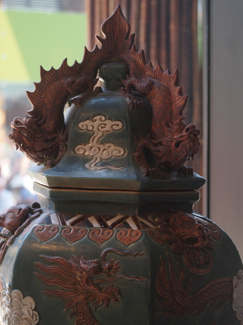 vietnamská váza
