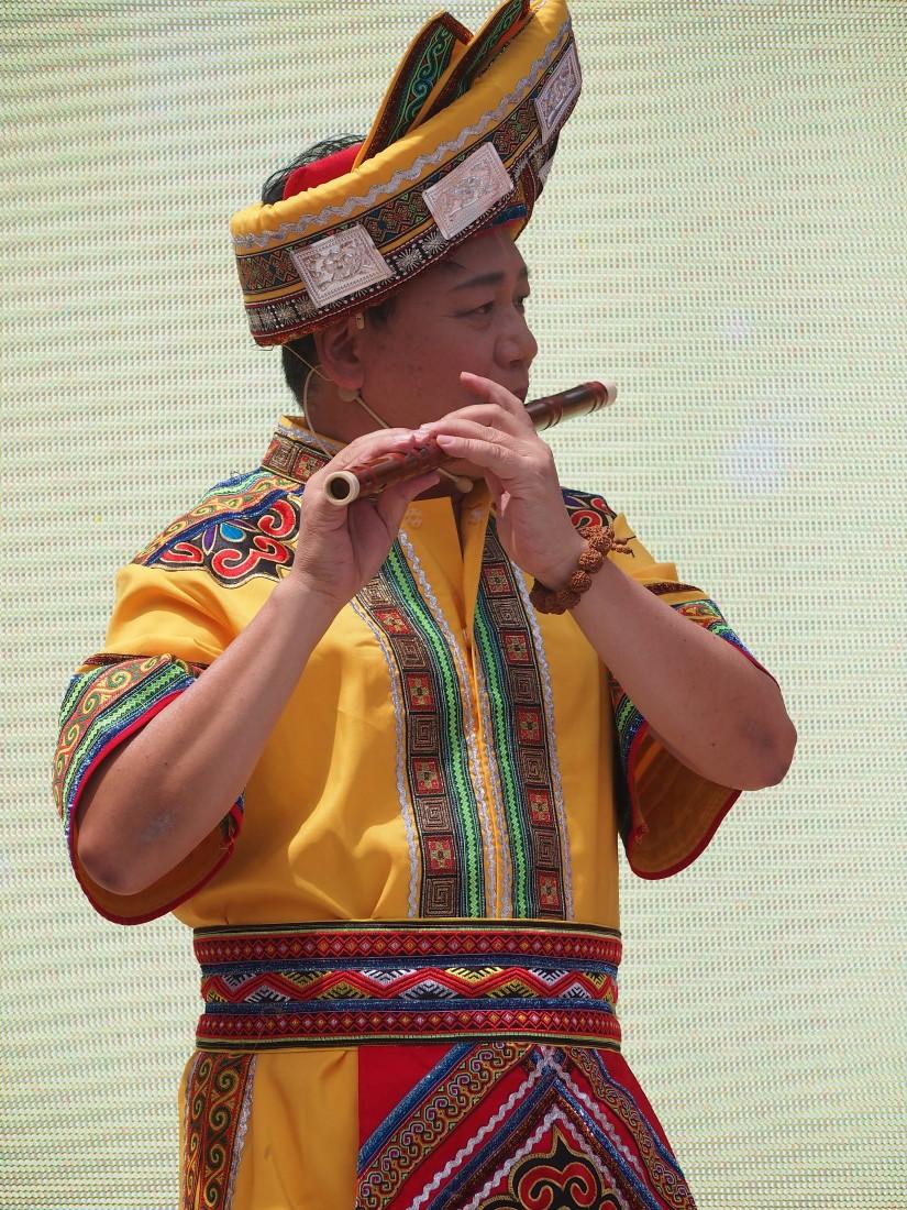 čínský písničkář