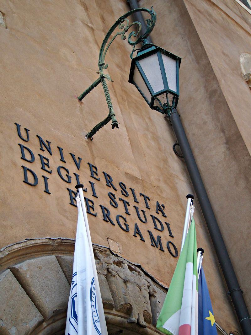 univerzita bergamo