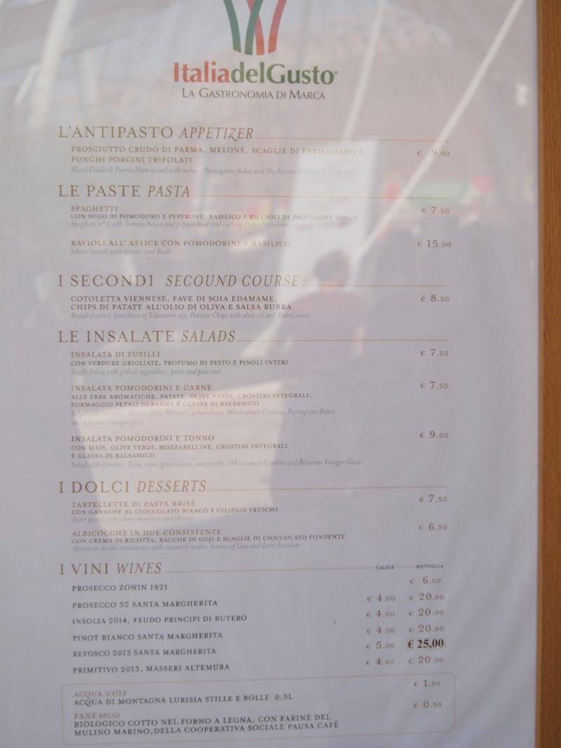 italia del gusto expo