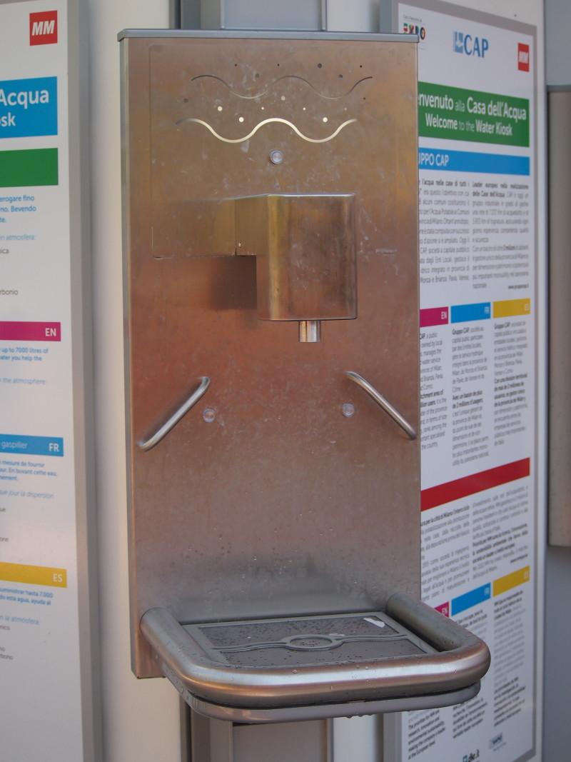 distributor vody expo