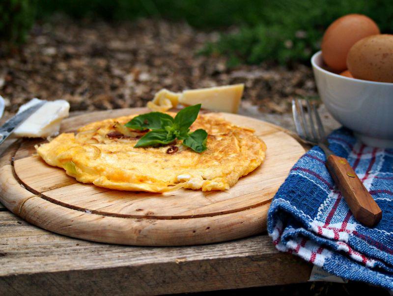 italské omelety