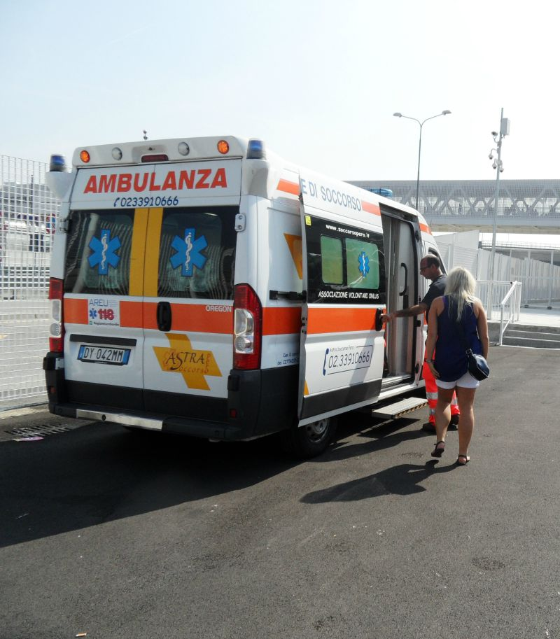 ambulance expo