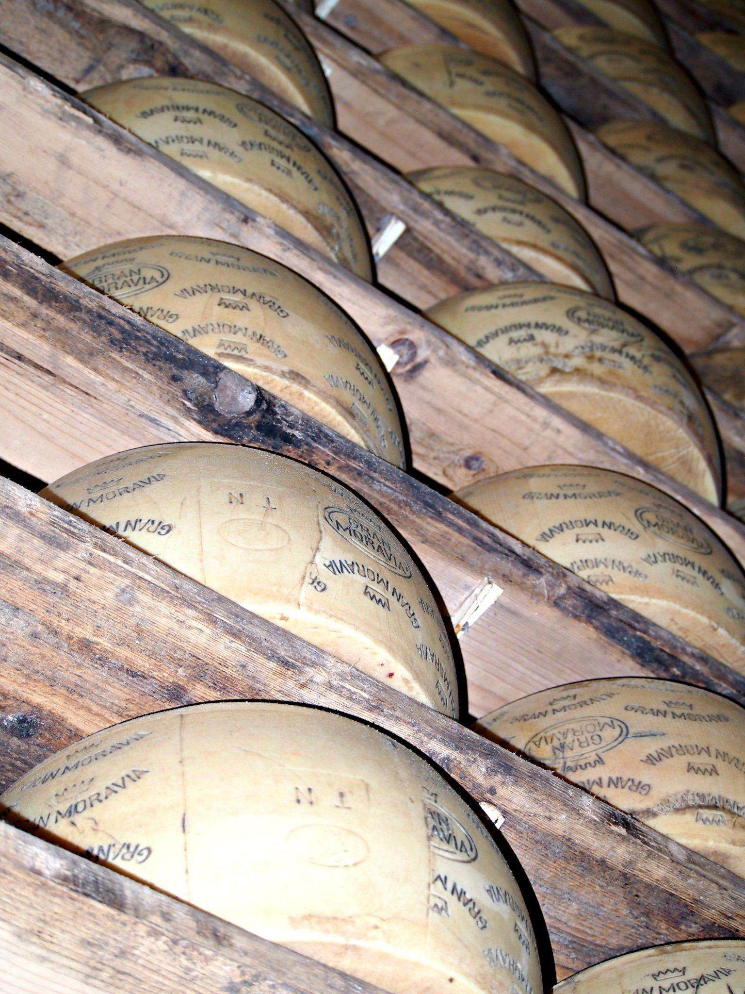sklad sýra gran moravia