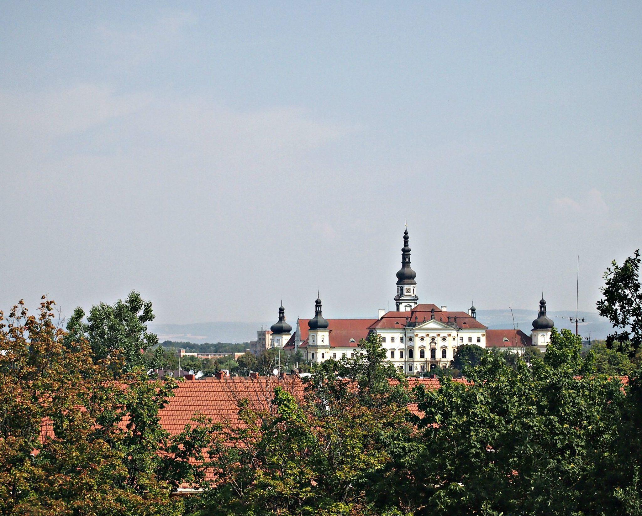 město olomouc