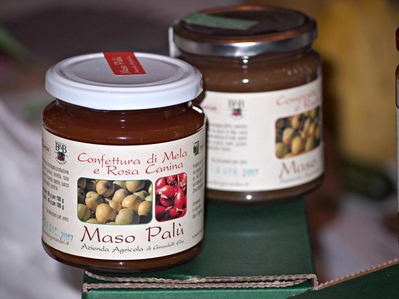 jablečná marmeláda itálie