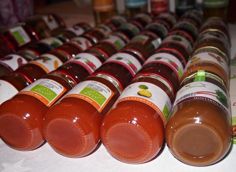 italské marmelády