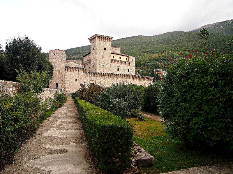 italské hrady