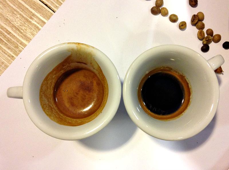 kafe s krémem