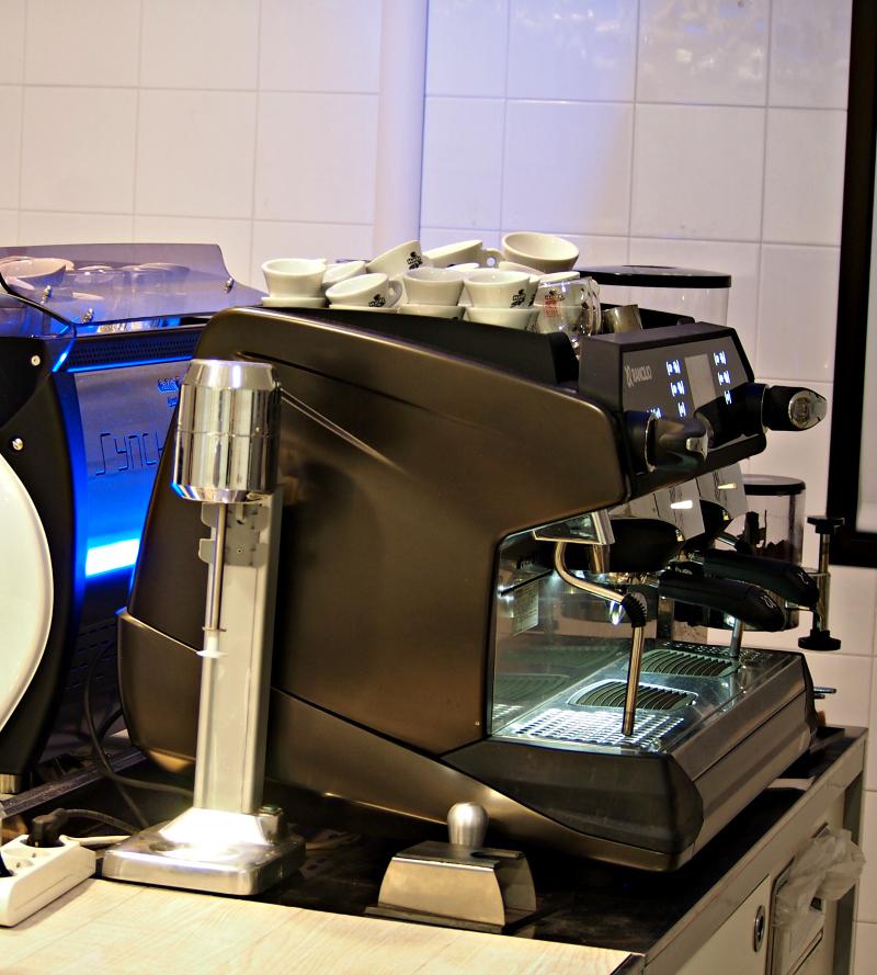 stroj na kafe
