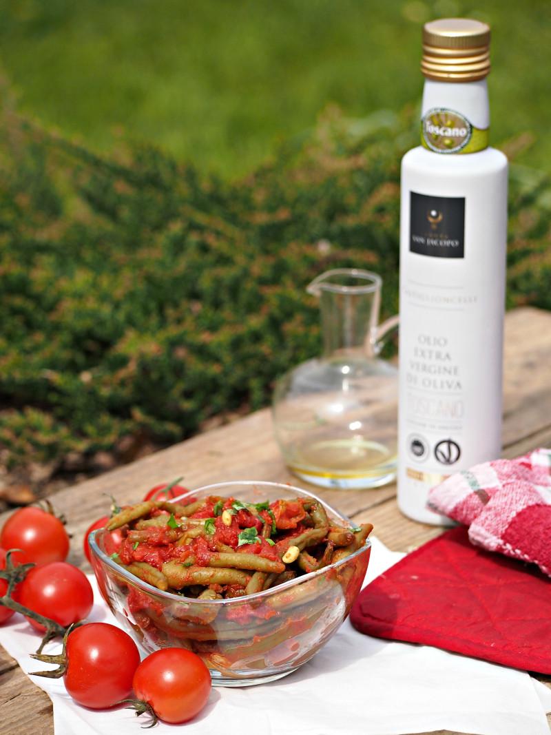 olivový olej toskánský