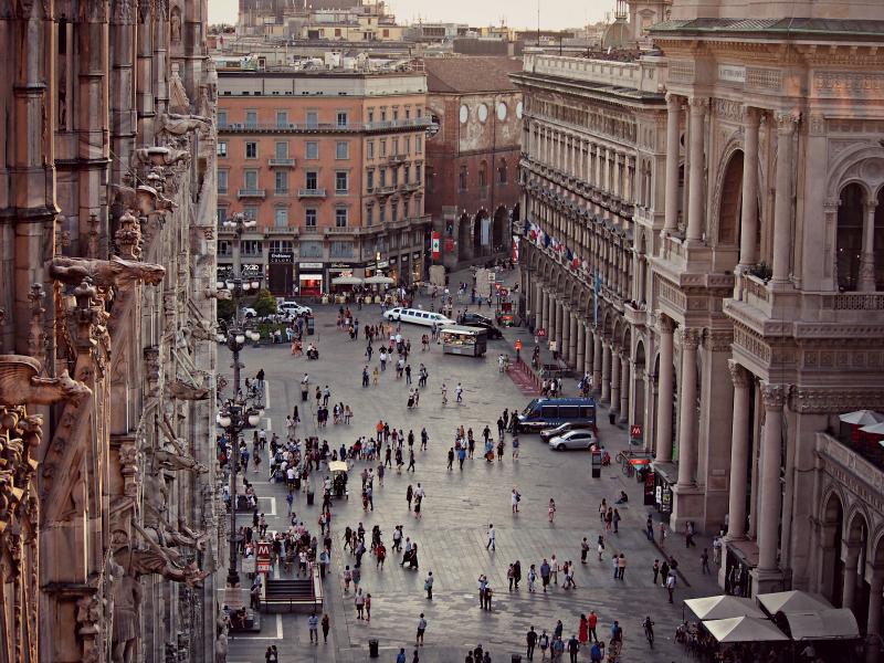 ulice vittorio emanuele milano