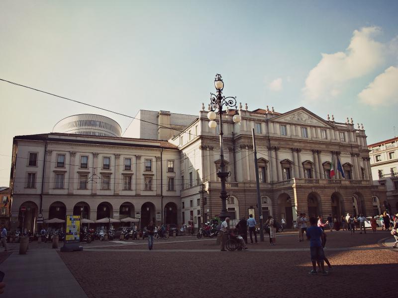 divadlo la Scala