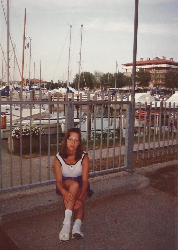 moje dovolená v itálii