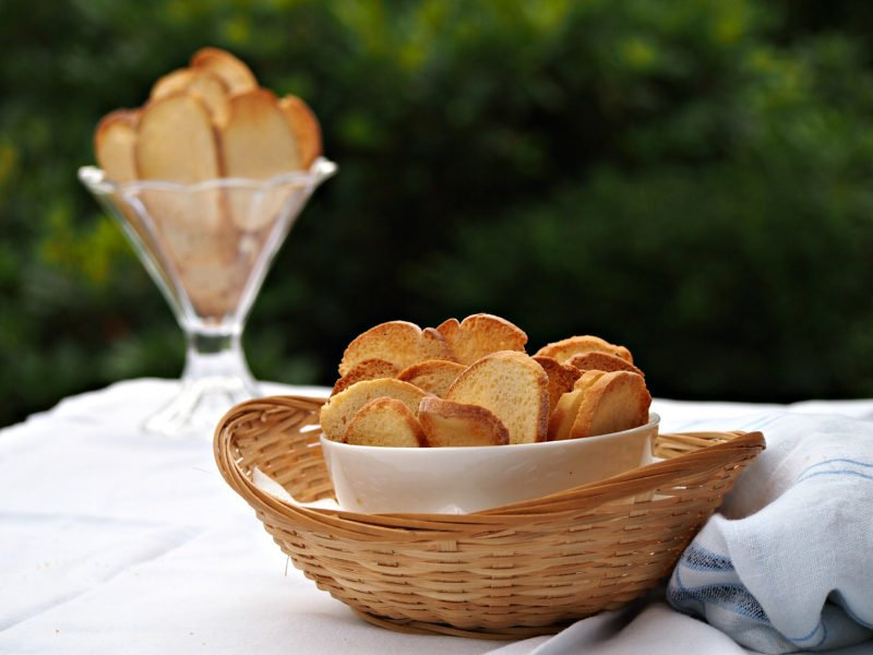 domácí sušenky italské