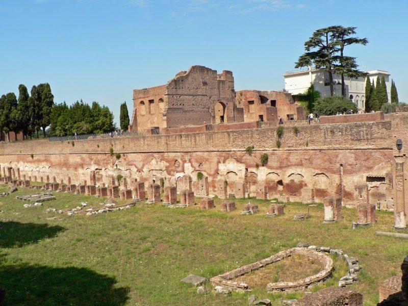 italské památky