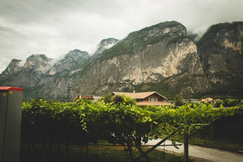 sever itálie dovolená