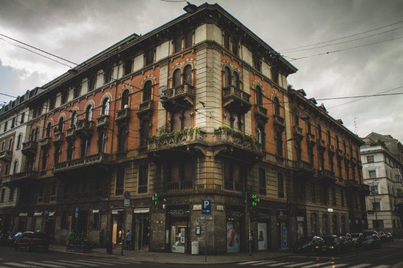 milano itálie