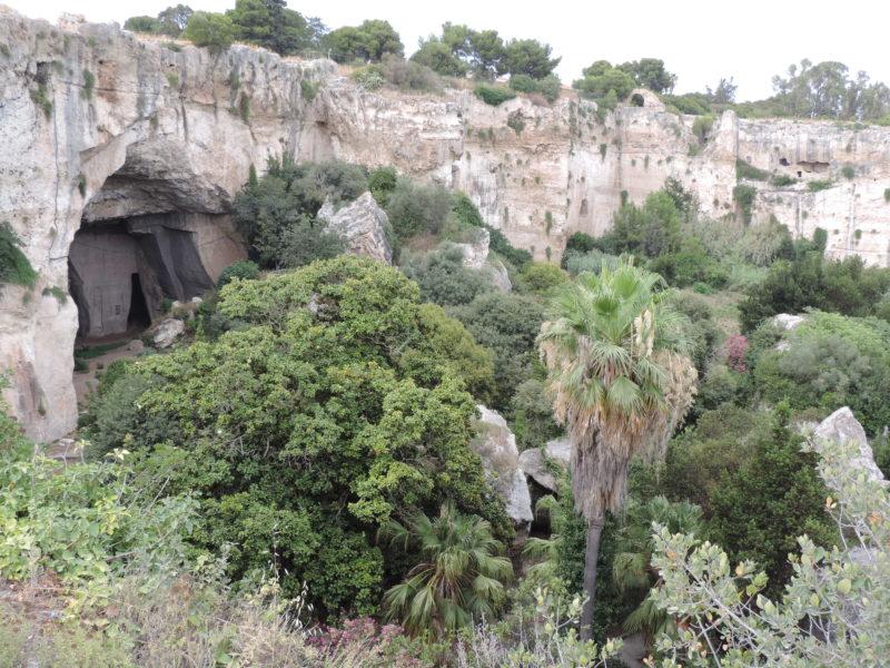 Siracusa - Grotta dei Cordari