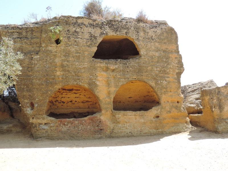 Valle dei Templi Necropoli