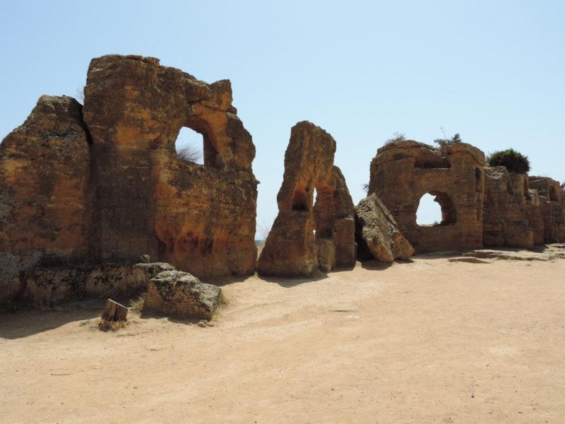 Valle dei Templi - nekropole