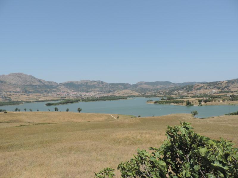 jezero Piana degli Albanesi