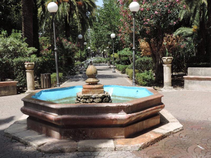 Corleone - villa comunale