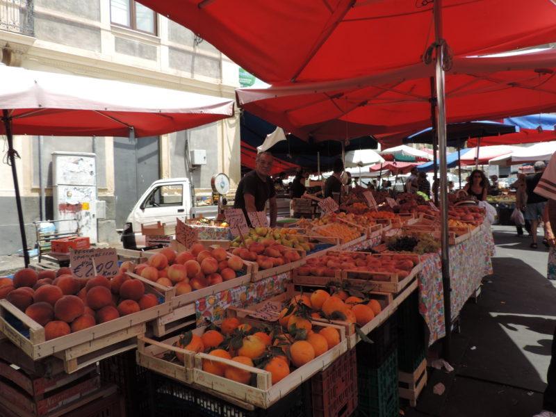 Catania tržiště