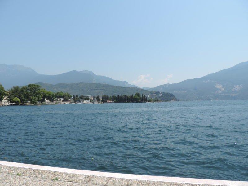 Riva del Garda nábřeží