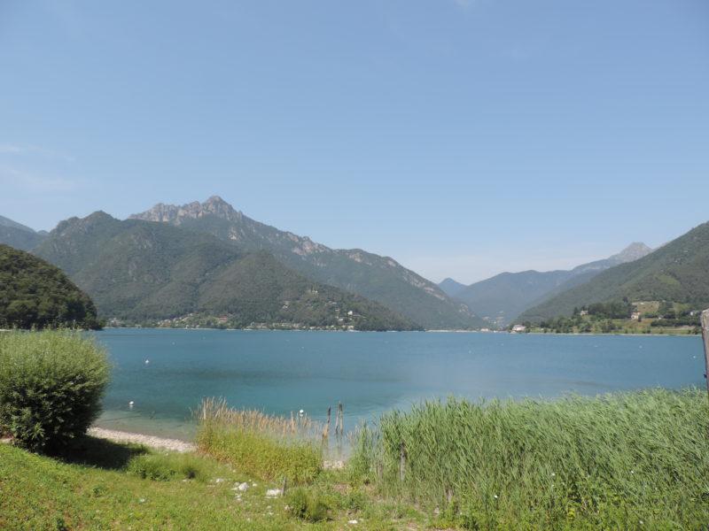 jezero Lago di Ledro
