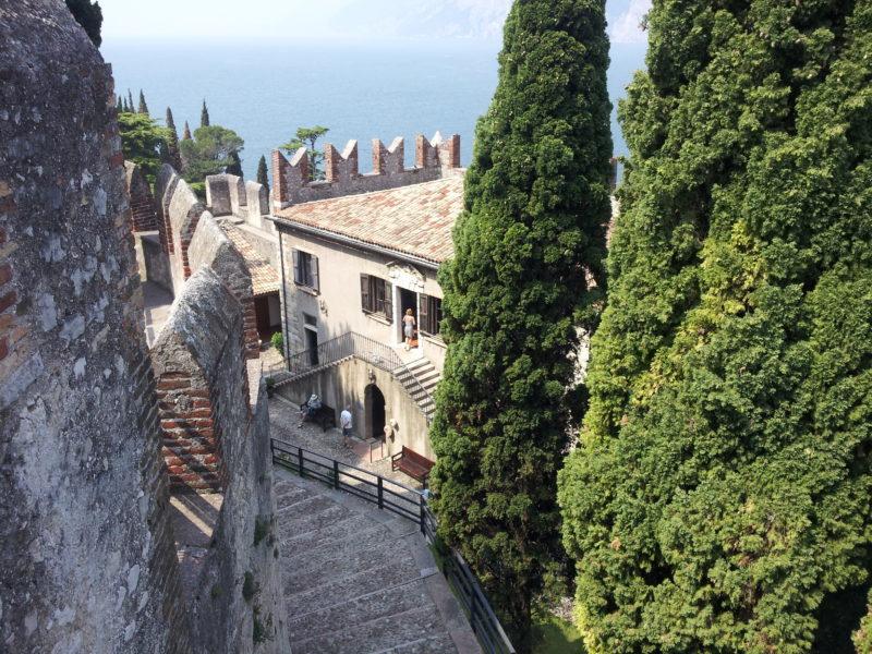 Lago di Garda Malcesine - Castello Scaligero