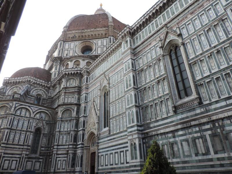 katedrála florencie