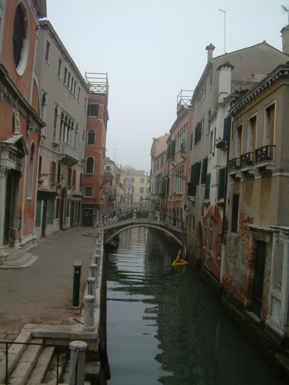 canal grande benátky