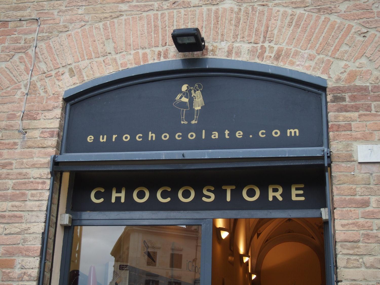 italská čokoláda