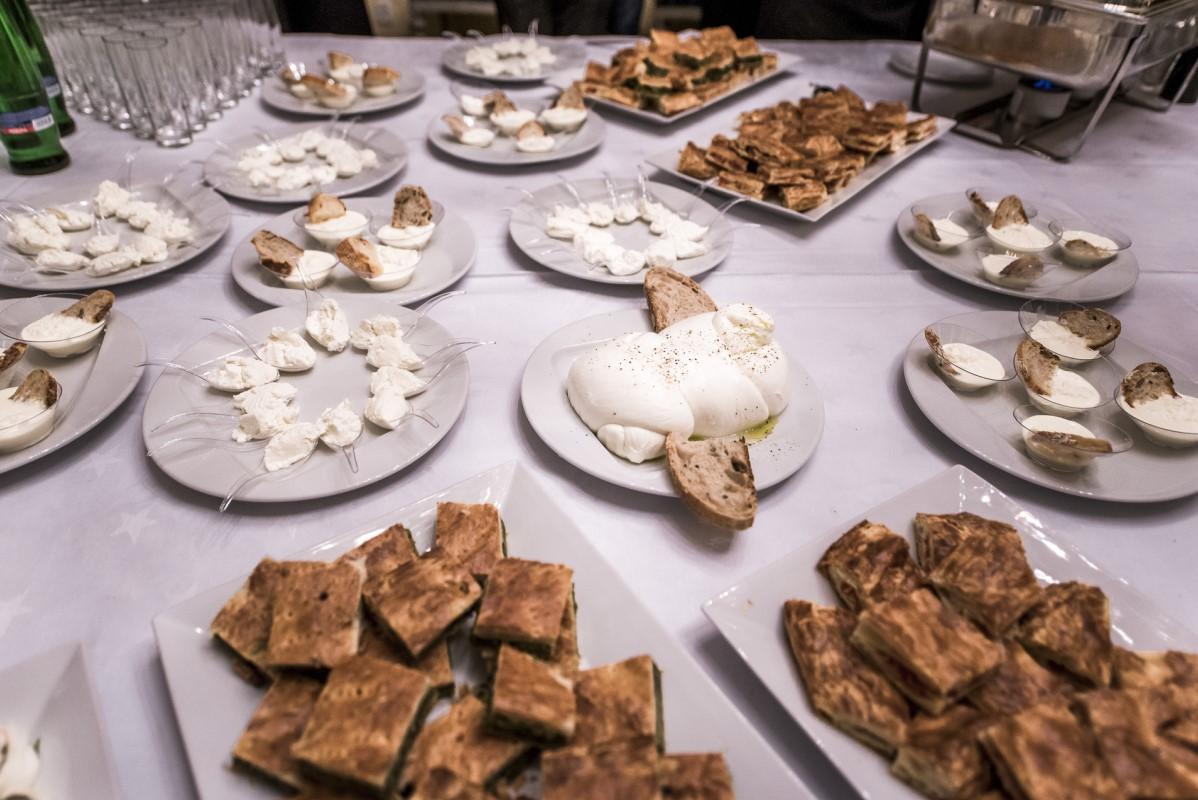 ochutnávka apulijských produktů na ambasádě