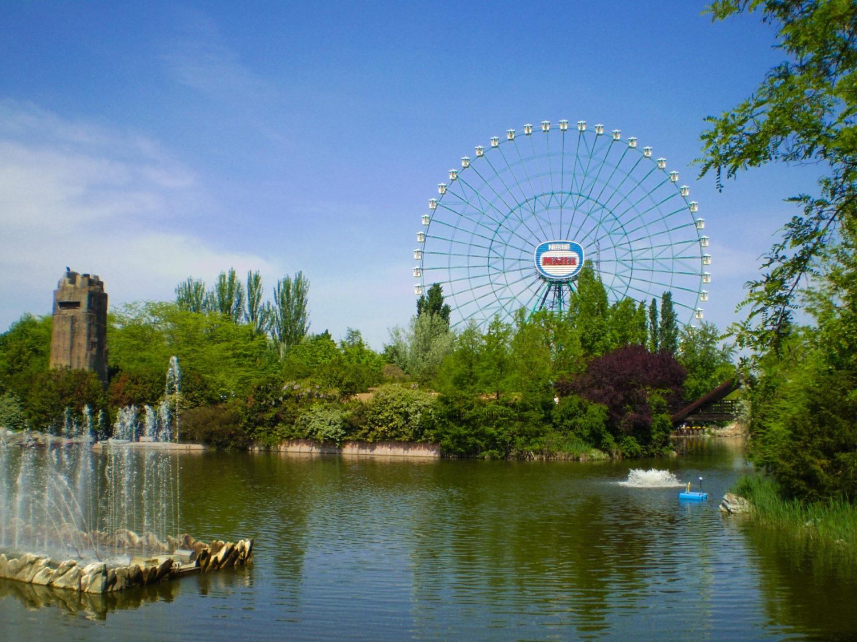zábavní park itálie mirabilandia