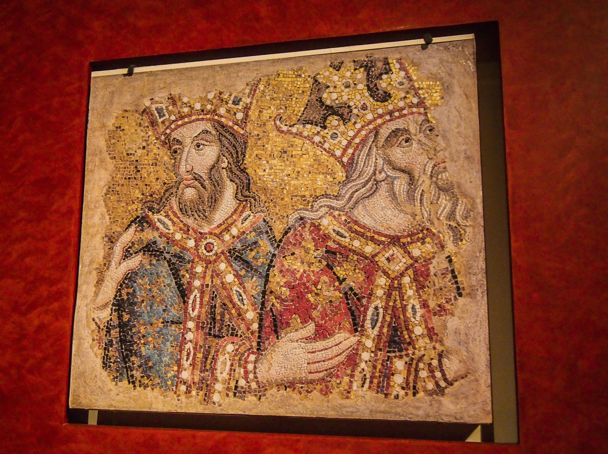 benátky mozaika