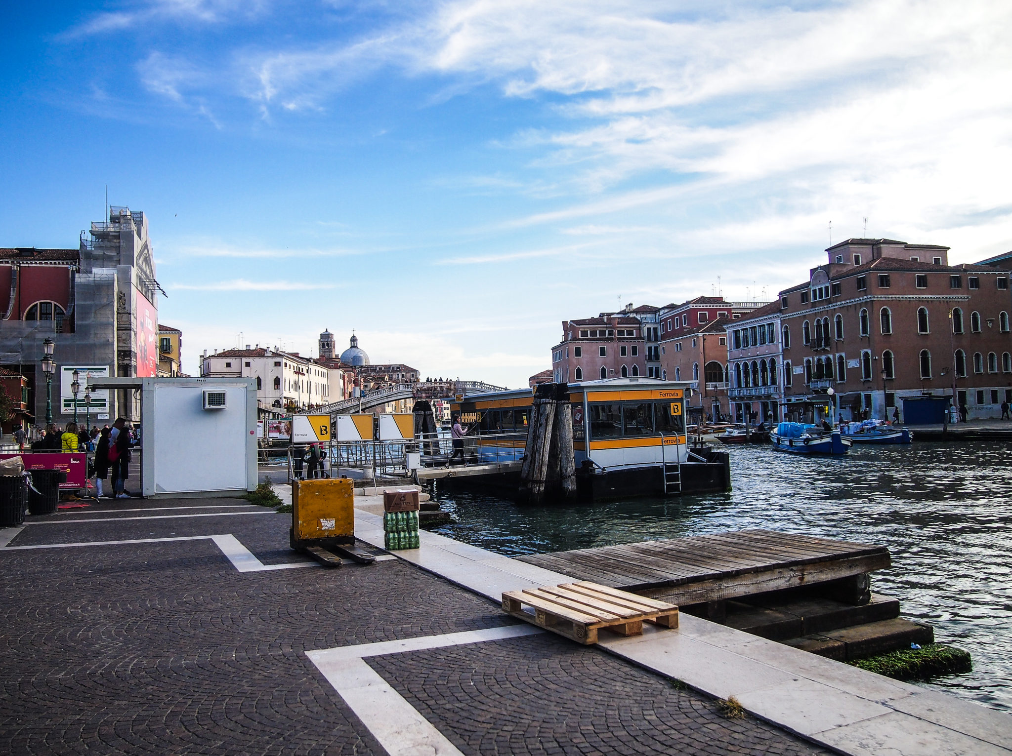 vaporetto venezia benátky