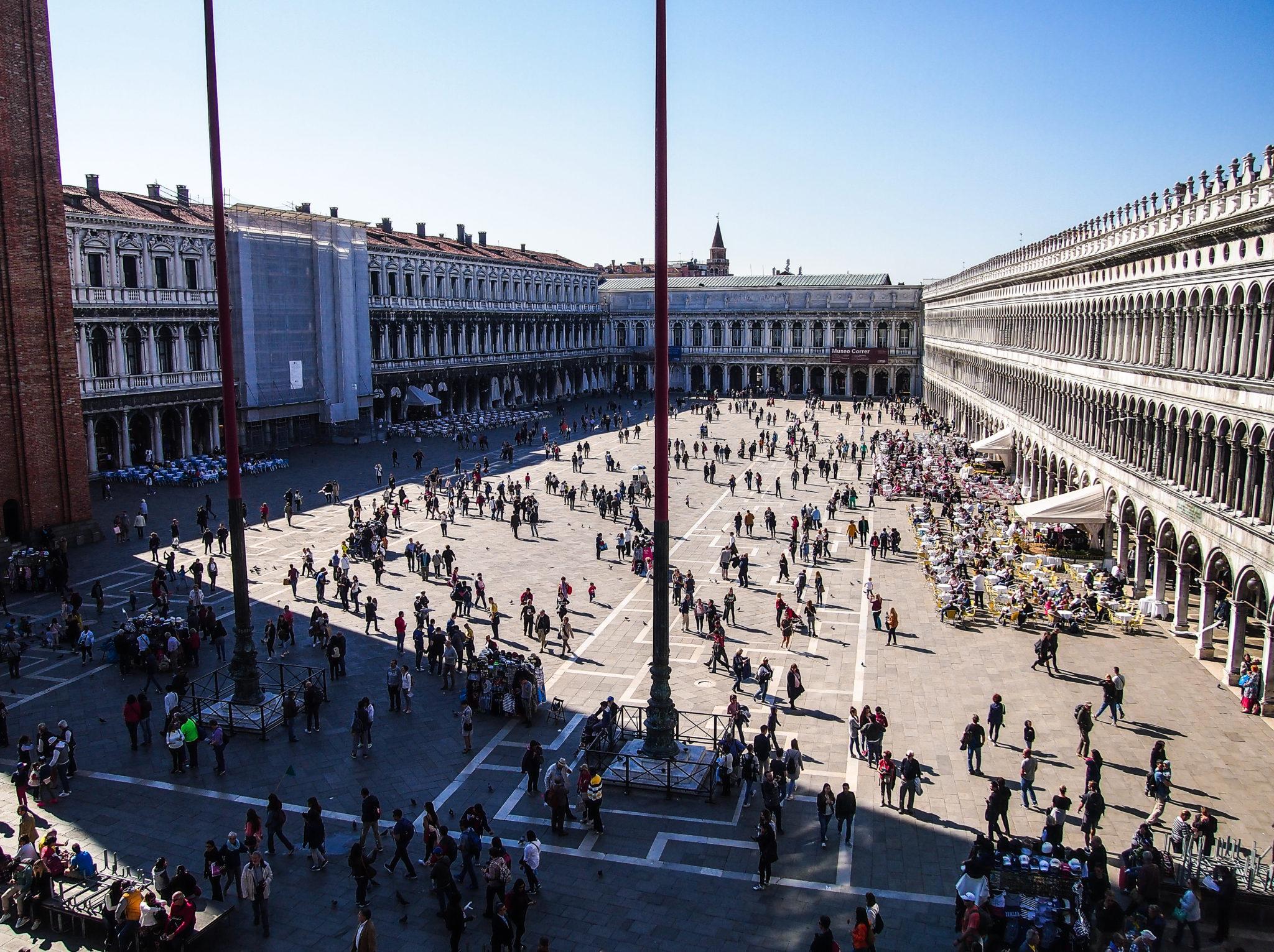 náměstí san marco benátky