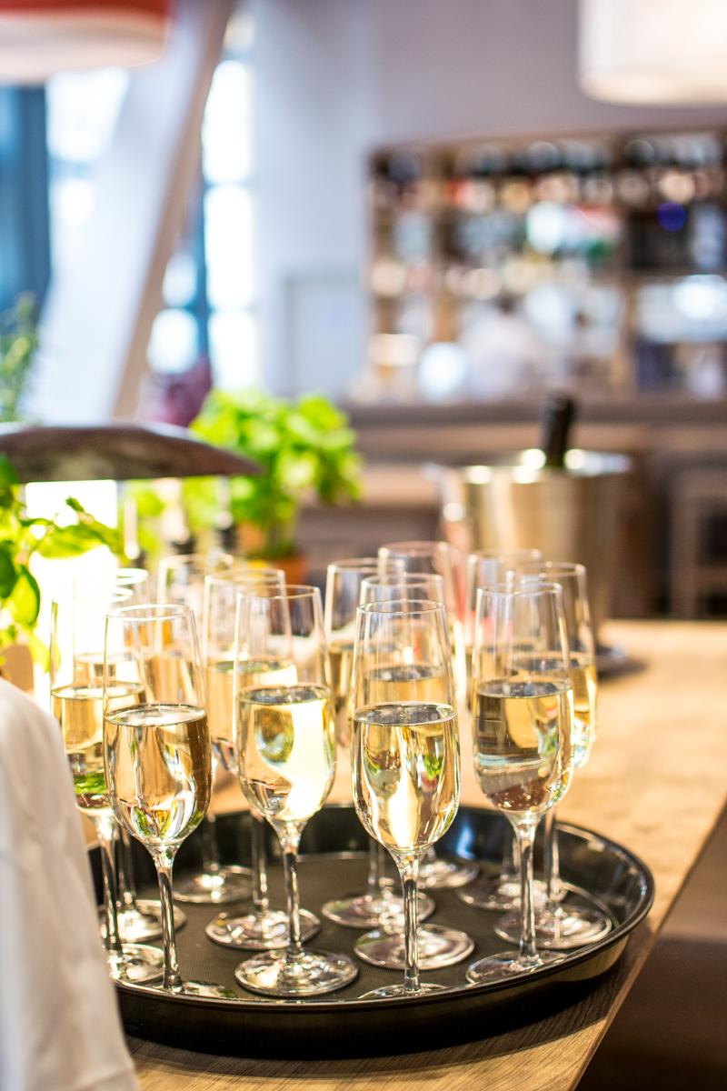 prosecco italské šumivé víno